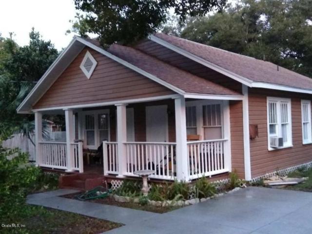 1119 NE 9th Avenue, Ocala, FL 34470 (MLS #526922) :: Bosshardt Realty