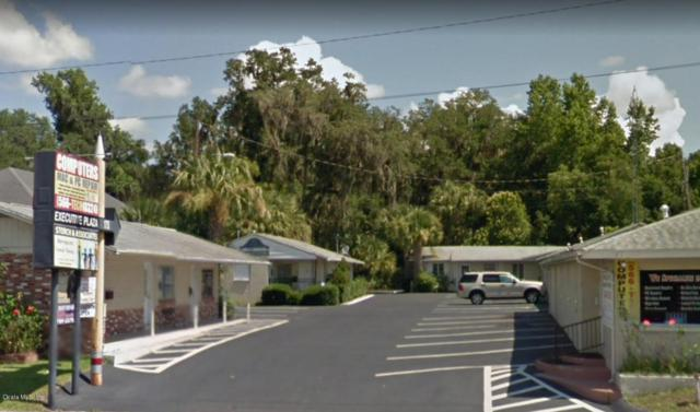 1713 E Silver Springs Boulevard, Ocala, FL 34470 (MLS #527907) :: Realty Executives Mid Florida