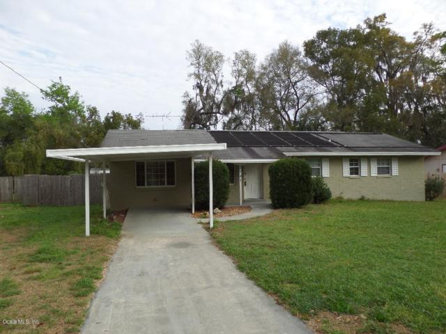 3741 NE 5th Street, Ocala, FL 34471 (MLS #528303) :: Bosshardt Realty