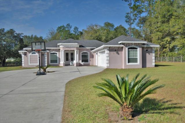 1300 NW 109th Avenue, Ocala, FL 34482 (MLS #528655) :: Bosshardt Realty