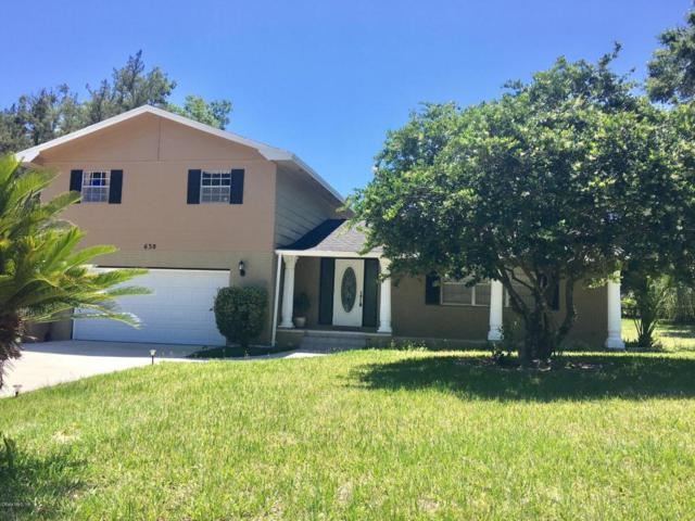 638 SE 17th Place, Ocala, FL 34471 (MLS #529441) :: Bosshardt Realty