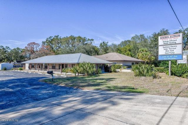 1100 SE 58th Avenue, Ocala, FL 34480 (MLS #530539) :: Realty Executives Mid Florida