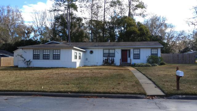 423 NW 102nd Terrace, Gainesville, FL 32607 (MLS #530875) :: Bosshardt Realty