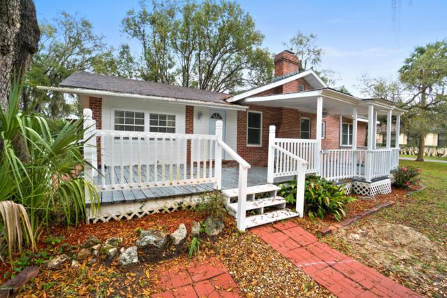 1033 SE Sanchez Avenue, Ocala, FL 34471 (MLS #531650) :: Bosshardt Realty