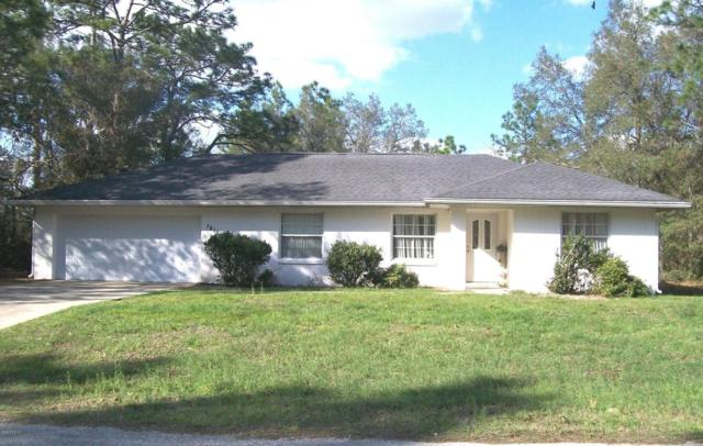 7811 SW 128 St.Rd, Ocala, FL 34473 (MLS #532160) :: Realty Executives Mid Florida