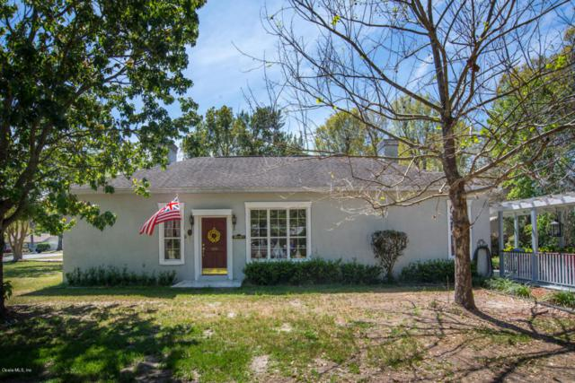 3196 NE 26th Terrace, Ocala, FL 34479 (MLS #533293) :: Bosshardt Realty