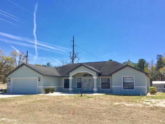 4920 SW 116th Place, Ocala, FL 34476 (MLS #533528) :: Bosshardt Realty