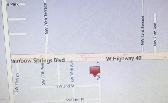 0 SW 75 Court, Ocala, FL 34474 (MLS #533547) :: Bosshardt Realty