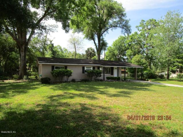 1108 NE 45th Street, Ocala, FL 34479 (MLS #533917) :: Bosshardt Realty