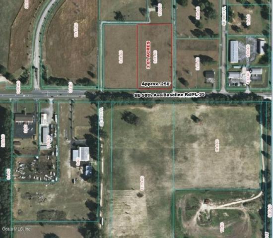 0 SE 58th Avenue, Belleview, FL 34420 (MLS #533959) :: Realty Executives Mid Florida