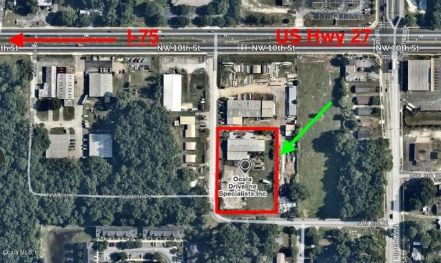943 NW 17th Avenue, Ocala, FL 34475 (MLS #534068) :: Realty Executives Mid Florida