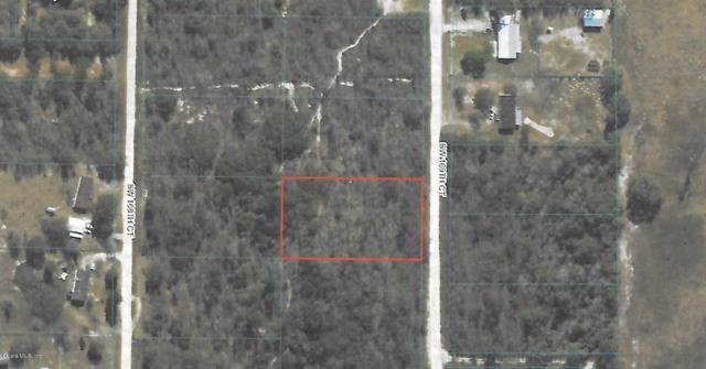 0 SW 169 Court, Ocala, FL 34481 (MLS #534395) :: Thomas Group Realty