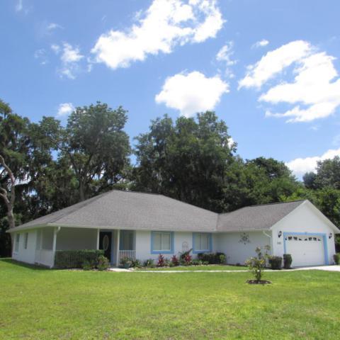 7583 SW 102nd Loop, Ocala, FL 34476 (MLS #535074) :: Bosshardt Realty