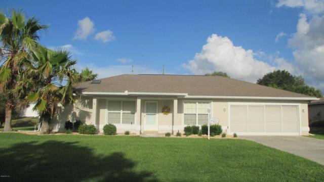 8625 SW 60th Circle, Ocala, FL 34476 (MLS #535247) :: Bosshardt Realty