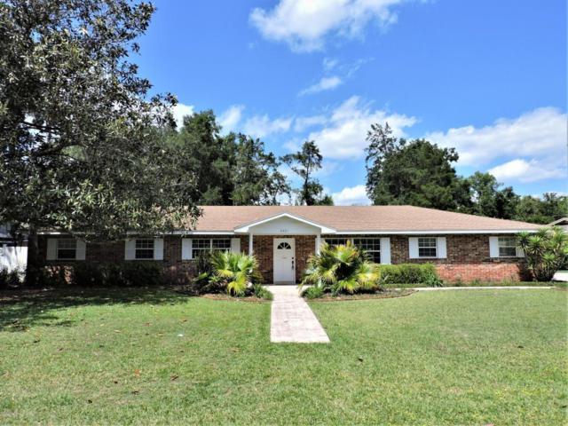 2401 SE 7th Street, Ocala, FL 34471 (MLS #535288) :: Realty Executives Mid Florida