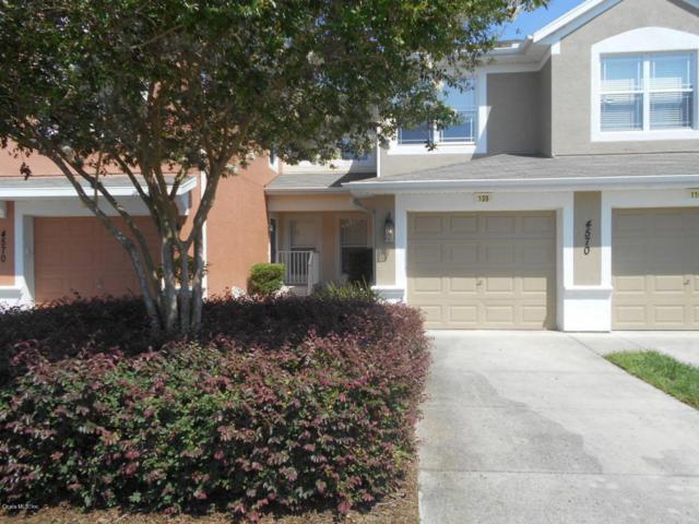 4570 SW 52ND Circle #109, Ocala, FL 34474 (MLS #537580) :: Bosshardt Realty