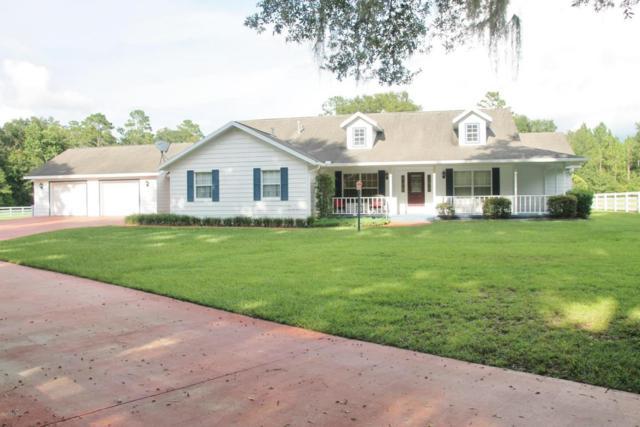 27 Never Bend Drive, Ocala, FL 34482 (MLS #537985) :: Bosshardt Realty