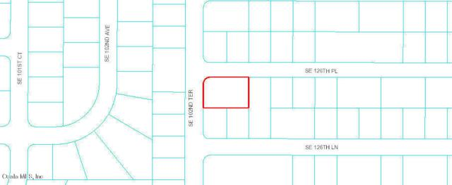 0 SE 102 Terrace, Belleview, FL 34420 (MLS #538516) :: Thomas Group Realty