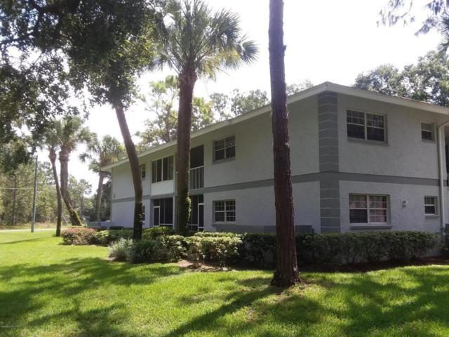 572 Fairways Lane N203, Ocala, FL 34472 (MLS #539325) :: Realty Executives Mid Florida