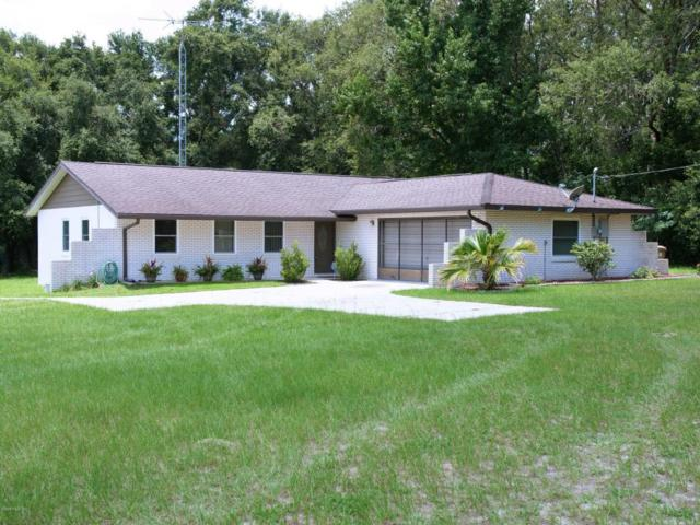 3130 Marion County Road, Weirsdale, FL 32195 (MLS #539533) :: Realty Executives Mid Florida
