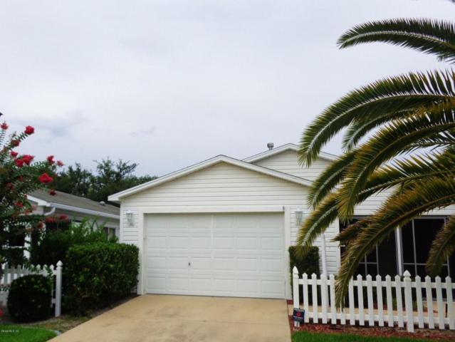 17311 SE 82nd Pecan Terrace, The Villages, FL 32162 (MLS #539731) :: Realty Executives Mid Florida