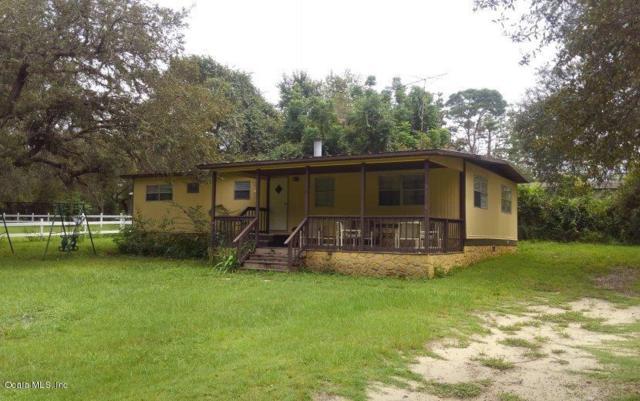 9151 SE 196th Terrace, Ocklawaha, FL 32179 (MLS #540509) :: Pepine Realty