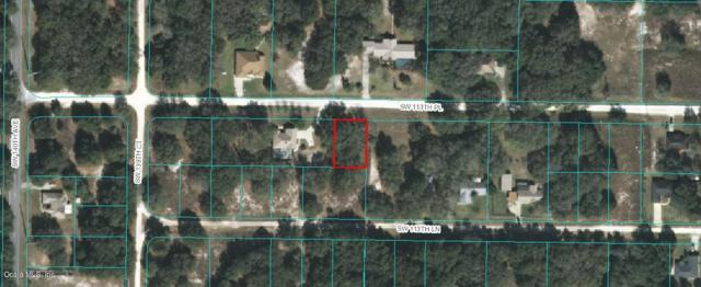Lot 1 SW 113 Place, Dunnellon, FL 34432 (MLS #540908) :: Bosshardt Realty