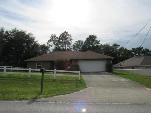 2800 SW 140th Avenue, Ocala, FL 34481 (MLS #541505) :: Realty Executives Mid Florida