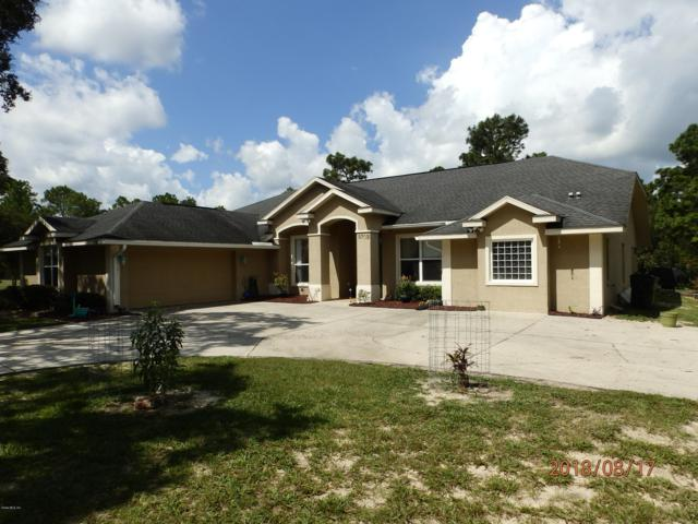 8702 SW 137th Court, Dunnellon, FL 34432 (MLS #541678) :: Thomas Group Realty