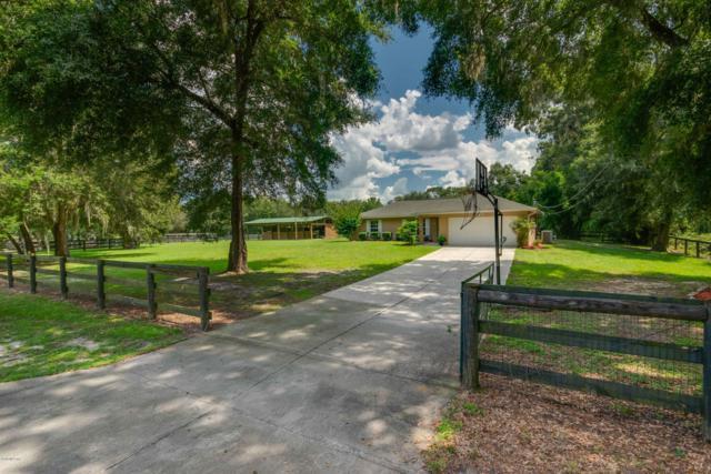 5 Handicappers Lane, Ocala, FL 34482 (MLS #541770) :: Realty Executives Mid Florida