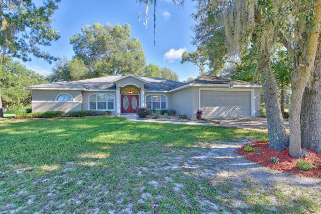 4765 NE 132nd Place, Anthony, FL 32617 (MLS #542868) :: Bosshardt Realty