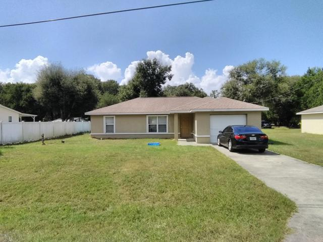 1422 NW 110th Court, Ocala, FL 34482 (MLS #543449) :: Bosshardt Realty