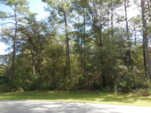 tbd SW 183rd Terrace, Dunnellon, FL 34432 (MLS #543453) :: Thomas Group Realty