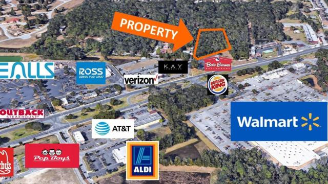 0 E Silver Springs Boulevard, Ocala, FL 34470 (MLS #543802) :: Thomas Group Realty