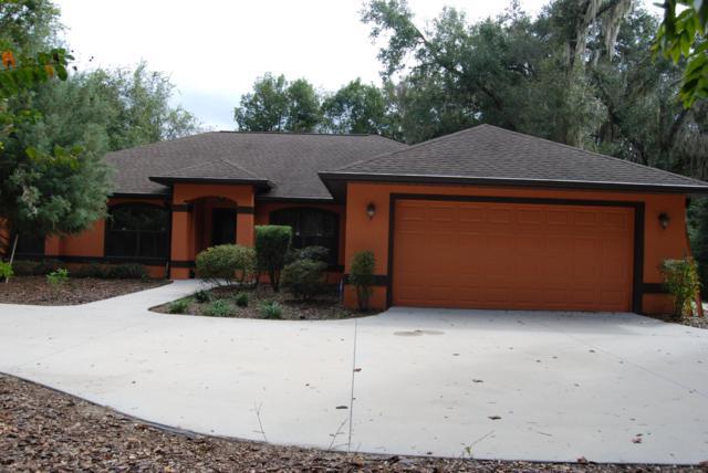 20201 Quail Run Drive, Dunnellon, FL 34432 (MLS #544101) :: Realty Executives Mid Florida