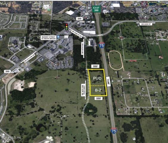 0 SW 40th Avenue, Ocala, FL 34474 (MLS #544446) :: Bosshardt Realty