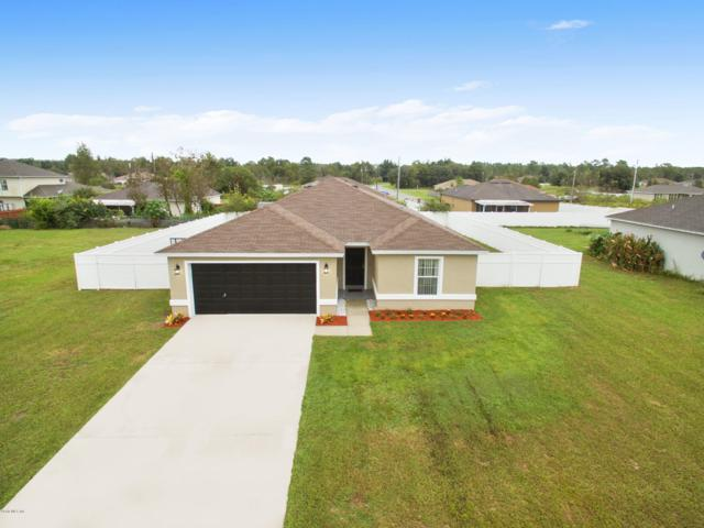 6907 SW 129th Lane, Ocala, FL 34473 (MLS #544664) :: Bosshardt Realty