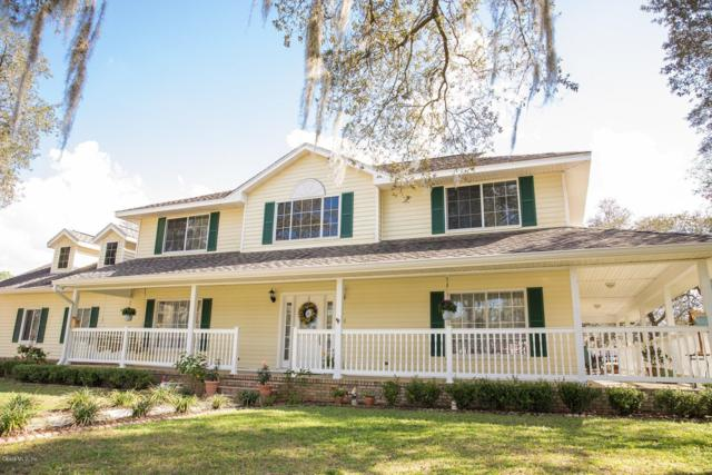 5288 SW 85th Street, Ocala, FL 34476 (MLS #547042) :: Bosshardt Realty
