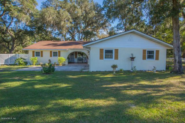 18497 NW 24th Avenue, Citra, FL 32113 (MLS #547099) :: Bosshardt Realty