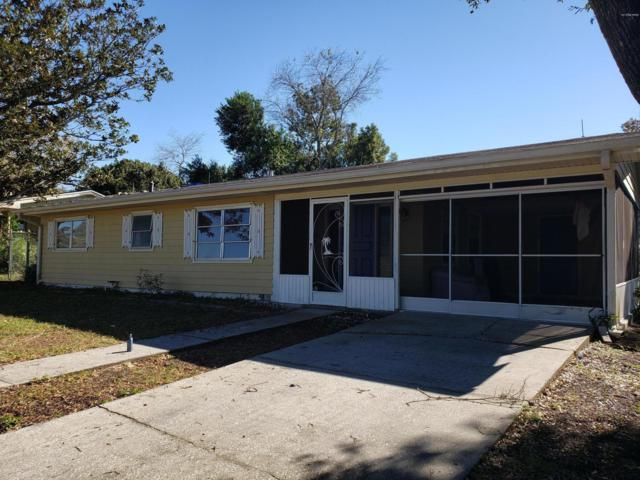 2150 W Greenway Place, Citrus Springs, FL 34434 (MLS #547452) :: Thomas Group Realty