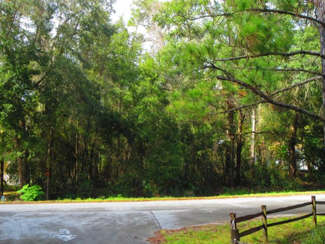 00 SW 185th Terrace, Dunnellon, FL 34432 (MLS #548075) :: Bosshardt Realty