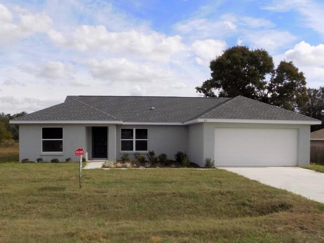 83 Juniper Trail Loop, Ocala, FL 34480 (MLS #549226) :: Realty Executives Mid Florida
