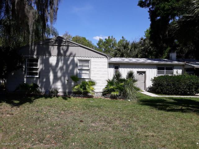 233 NE 12th Terrace, Ocala, FL 34470 (MLS #550079) :: Bosshardt Realty