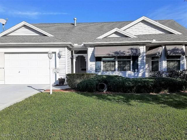 16701 SE 78th Live Oak Avenue, The Villages, FL 32162 (MLS #550381) :: Realty Executives Mid Florida