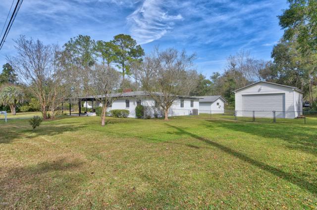 303 SE 32nd Avenue, Ocala, FL 34471 (MLS #550534) :: Bosshardt Realty