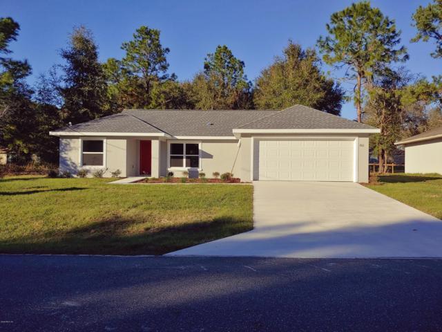 6775 SE 122 Lane, Belleview, FL 34420 (MLS #551078) :: Realty Executives Mid Florida