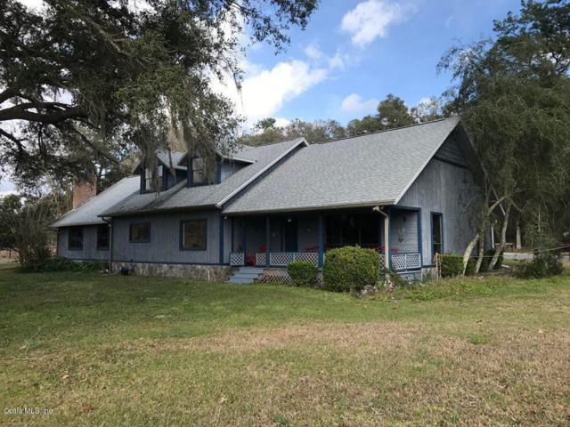 16805 NW Highway 335, Williston, FL 32696 (MLS #551123) :: Thomas Group Realty
