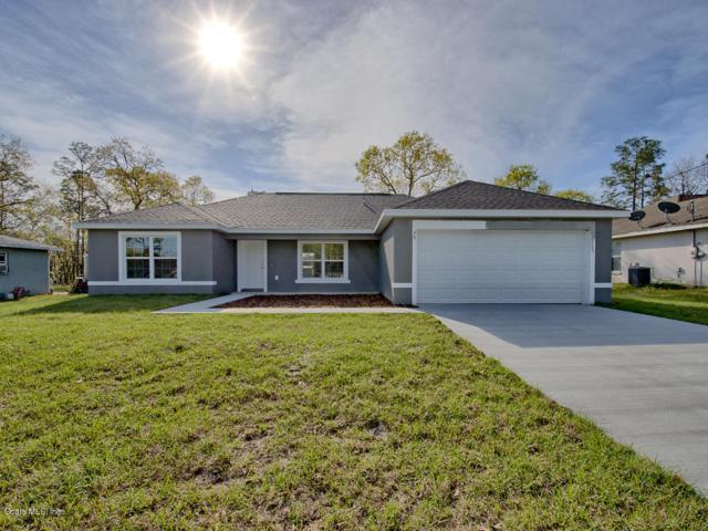 12165 SE 87th Terrace, Belleview, FL 34420 (MLS #551245) :: Bosshardt Realty