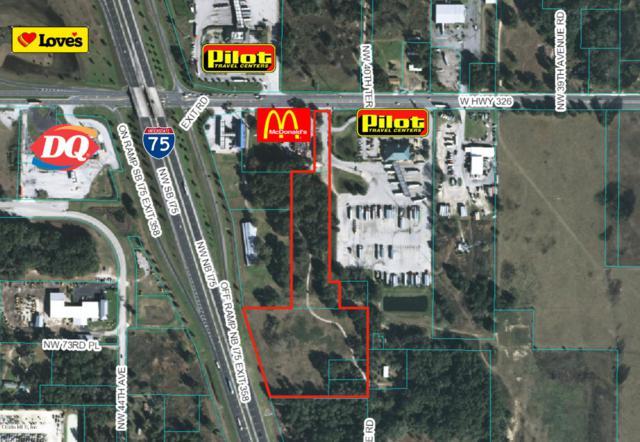 0 W 326 & I-75, Ocala, FL 34479 (MLS #551432) :: Pepine Realty