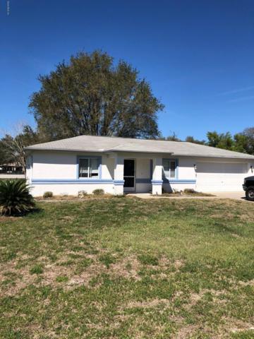 10378 SW 61st Terrace Road, Ocala, FL 34476 (MLS #551561) :: Thomas Group Realty